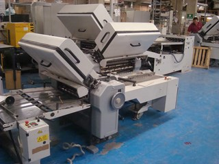 2003 HEIDELBERG STAHL TD78-6.4.X Folding Machines