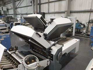 2008 HEIDELBERG STAHL TH82-4.4.2  Folding machines