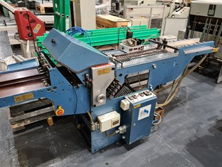 1992 Herzog + Heymann KL 112/8 Folding Machines