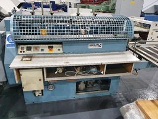 1995 HUNKELER VEA520 END SHEET PASTER Hard Cover Book block production / sewing