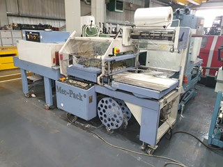 2000 ITALDIBIPACK MEKPACK AUTO SHRINKWRAPPER EMBALLAGE