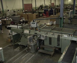 1991 KOLBUS DA230  Case production
