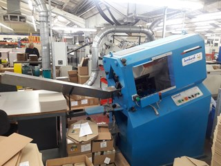 2003 LOMBARDI LABEL PUNCH MODEL LH33  Die Cutting