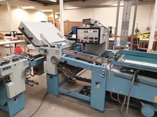 1996 MBO B26-4.4  Folding machines