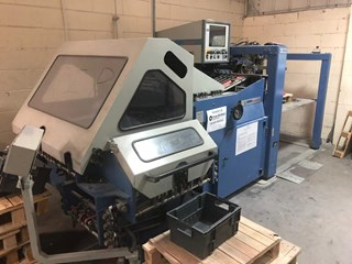 2002 MBO K800-6KTL  Folding machines