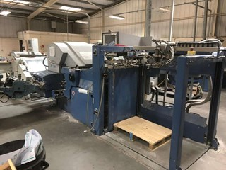 2008 MBO K800-6KTL  Folding machines