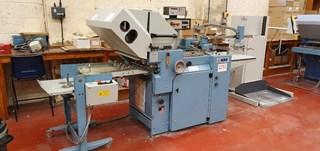 2001 MBO T520-4.4 Folding Machines