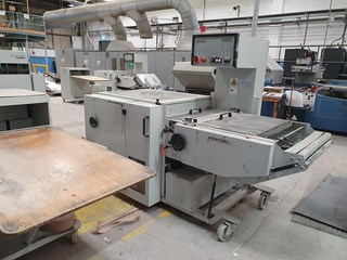 2002 PALAMIDES BA700  Folding machines