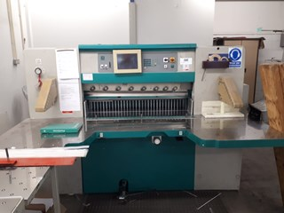 2001 PERFECTA 115TVC FLOWLINE Guillotines/Cutters