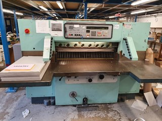 2000 PERFECTA SEYPA 115UC Guillotines/Cutters