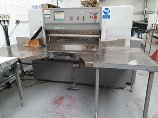 2003 Polar 115 E  Guillotinas