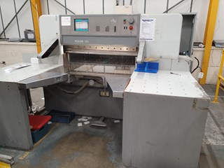 1998 Polar 115ED  Guillotines/Cutters