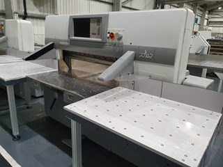 2004 POLAR 115X Guillotines/Cutters