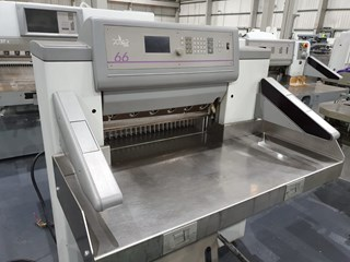 1999 POLAR 66 E Guillotines/Cutters