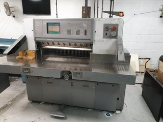 1998 POLAR 92E  Guillotines/Cutters