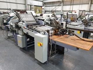 1990 STAHL KC66-4KTL  Folding machines