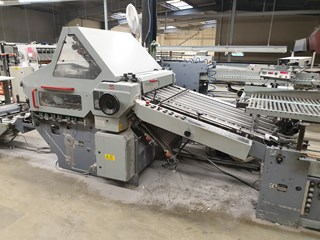 1996 STAHL KC78-4KTLL  Folding machines