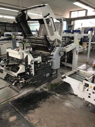 2002 HEIDELBERG STAHL KD78-6KZRL Folding Machines