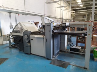 2006 HEIDELBERG STAHL KH66-4KTL Folding Machines