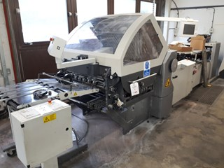 Heidelberg Stahl KH82-4KTL Folding machines