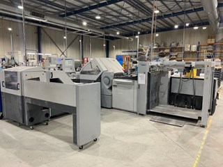 2009 HEIDELBERG STAHL KH82-4KTL  Folding machines