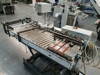 2003 STAHL SRT-D56 MAILING TABLE   Folding machines