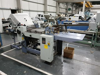 1990 STAHL T50-4  Folding machines