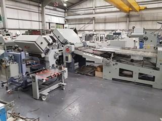 2000 HEIDELBERG STAHL TD78-6.4.X  Folding machines