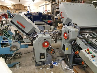 Stahl TD 78 6/4/2 Folding machines