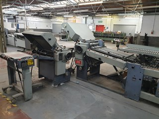 1990 STAHL TF56-4.4  Folding machines