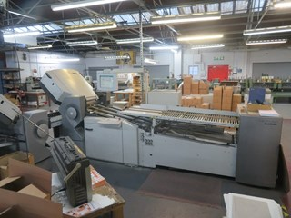 2006 HEIDELBERG STAHL TH56-4.4  Folding machines