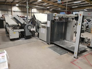 HEIDELBERG STAHL TH82-4.4.2 Folding machines