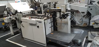 2002 HEIDELBERG STAHL TI 52-4 Folding Machines