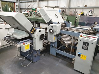 1994 STAHL T52-4.4  Folding Machines