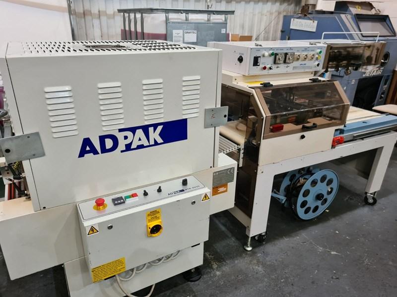 ADPAK EFK250 SHRINKWRAPPER