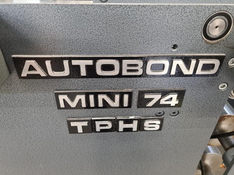 2010 Autobond Mini 74TPHS