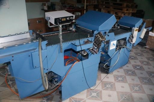 2000 HERZOG + HEYMANN KL112-6.4 PHARMACEUTICAL FOLDER