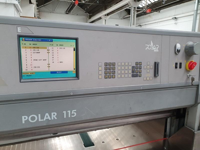 2003 Polar 115 E