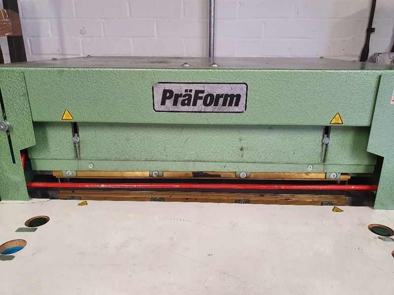 2007 PRAFORM PRESSING & JOINT FORMING
