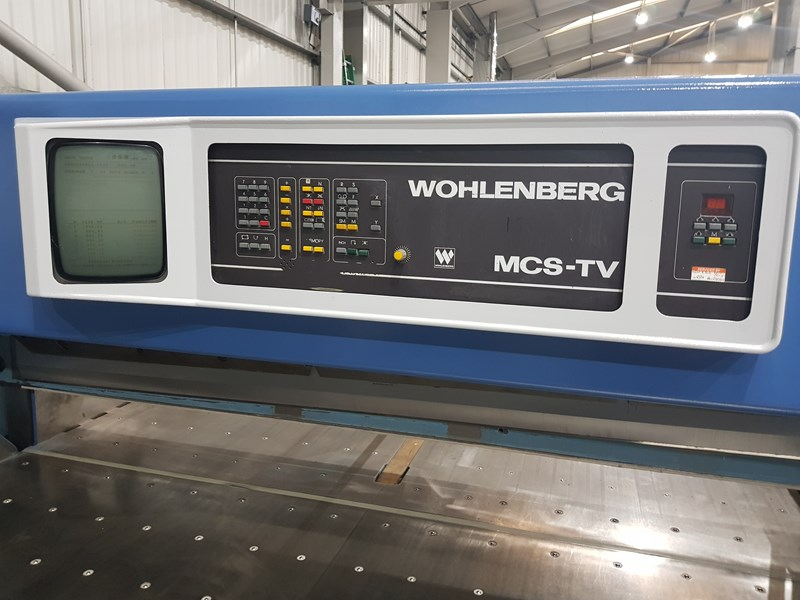 1985 WOHLENBERG 180MCS-TV