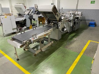 Fidia DESTA Folding Machines
