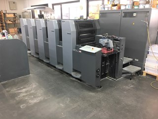 Heidelberg SM 52-5 Sheet Fed