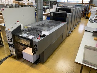 Heidelberg SM 52-5+LX    0,6mm Sheet Fed