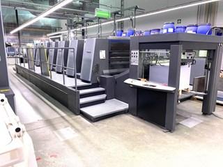HEIDELBERG XL 105-6+LX  INPRESS CONTROL Sheet Fed