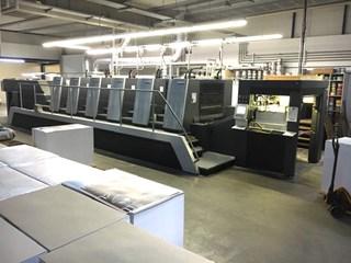 Heidelberg XL 106-5+LX Sheet Fed