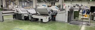 Heidelberg Stahl TD 142/4/4/2 Folding Machines