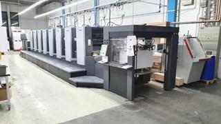 Heidelberg SX 102-8P  Inpress Control Offset de pliegos