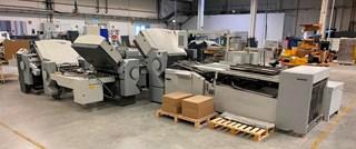 Heidelberg TH 82-6-4-2 Folding Machines