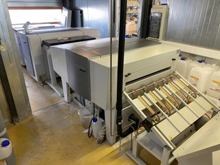 Heidelberg Topsetter 74 Type 2335 CTP System CTP-Systems