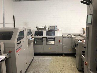 Horizon Stitchliner 5500 Booklet Production